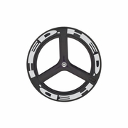 HED H3D Flamme Rouge Clincher Rear Bicycle Wheel