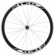 HED Jet 4 Flamme Rouge Rear Clincher Wheel
