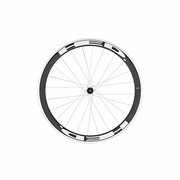 HED Jet 4 Flamme Rouge Tubular Rear Bicycle Wheel - Stallion Build