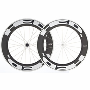 HED Jet 9 Flamme Rouge Clincher Bicycle Wheelset