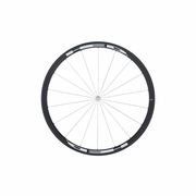 HED Stinger 3 Flamme Rouge Carbon Tubular Front Bicycle Wheel