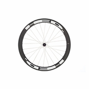 HED Stinger 5 Flamme Rouge Carbon Tubular Rear Bicycle Wheel