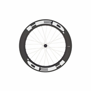 HED Stinger 7 Flamme Rouge Carbon Tubular Rear Bicycle Wheel