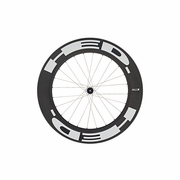 HED Stinger 9 Flamme Rouge PowerTap G3 Carbon Tubular Rear Bicycle Wheel