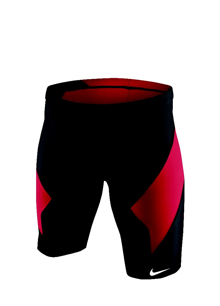 Nike Victory Color Block Swim Jammer - Men's Size 34 Color UniversityRed at Sears.com