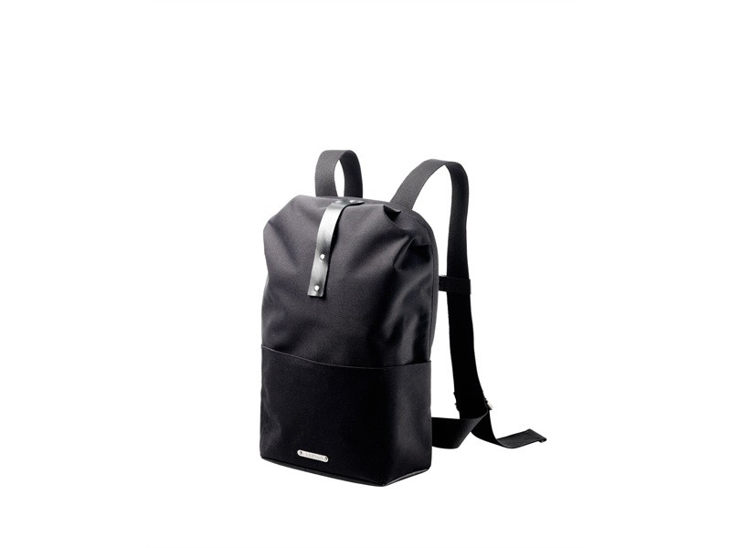 Brooks England Dalston Knapsack Medium Cycling Backpack Volume 18L Black U.S.A. & Canada