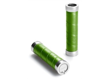 Brooks England Slender Leather Wrap 130mm Bicycle Handlebar Grips AppleGreen U.S.A. & Canada