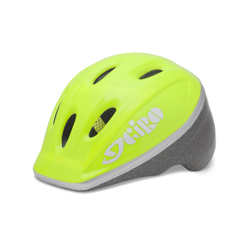 Giro Me2 Cycling Helmet Kid's Size UT HighlightYellow U.S.A. & Canada