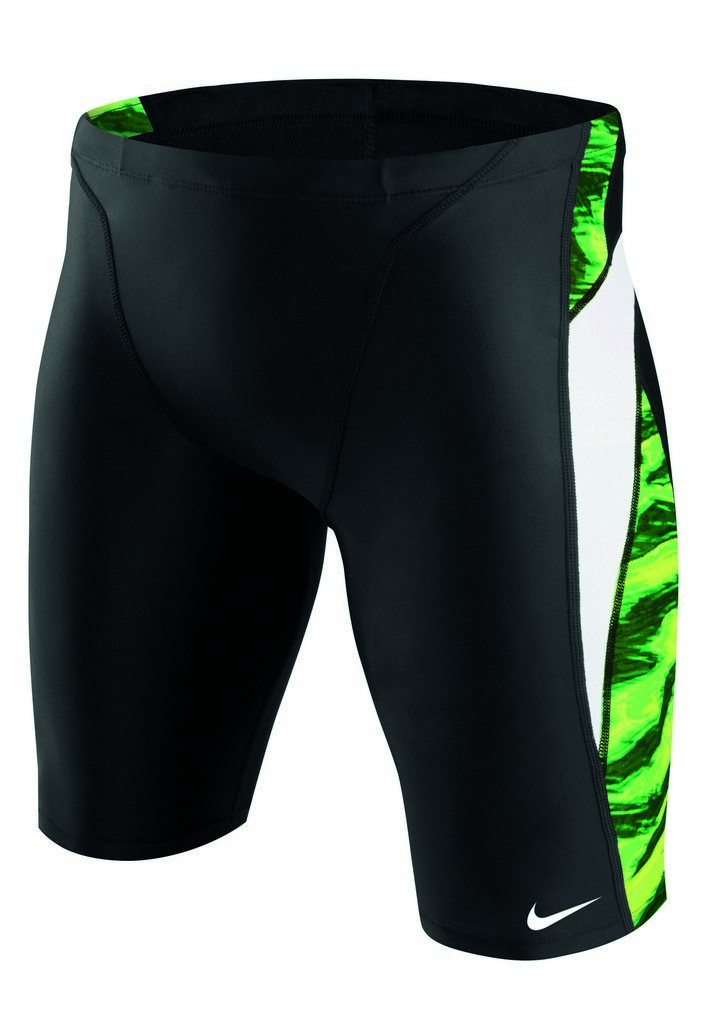 Nike Electric Anomaly Swim Jammer Men's Size 38 CourtGreen U.S.A. & Canada