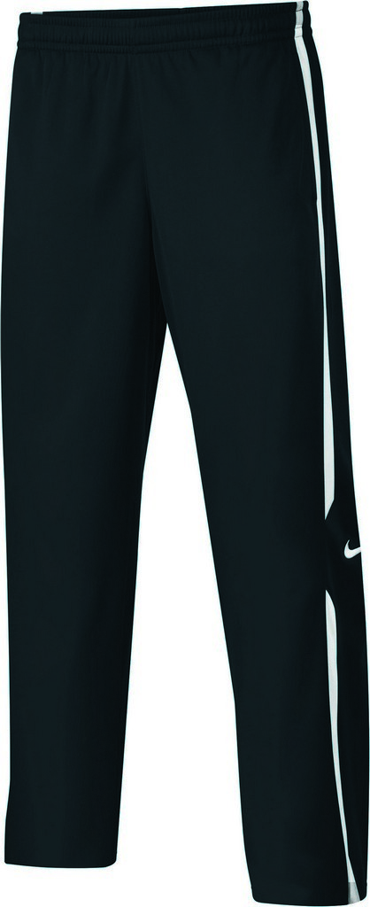 Nike Overtime Warm Up Pant Kid's Size S Black U.S.A. & Canada
