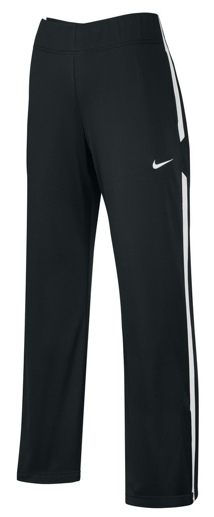 Nike Overtime Warm Up Pant Women's Size XL Black U.S.A. & Canada