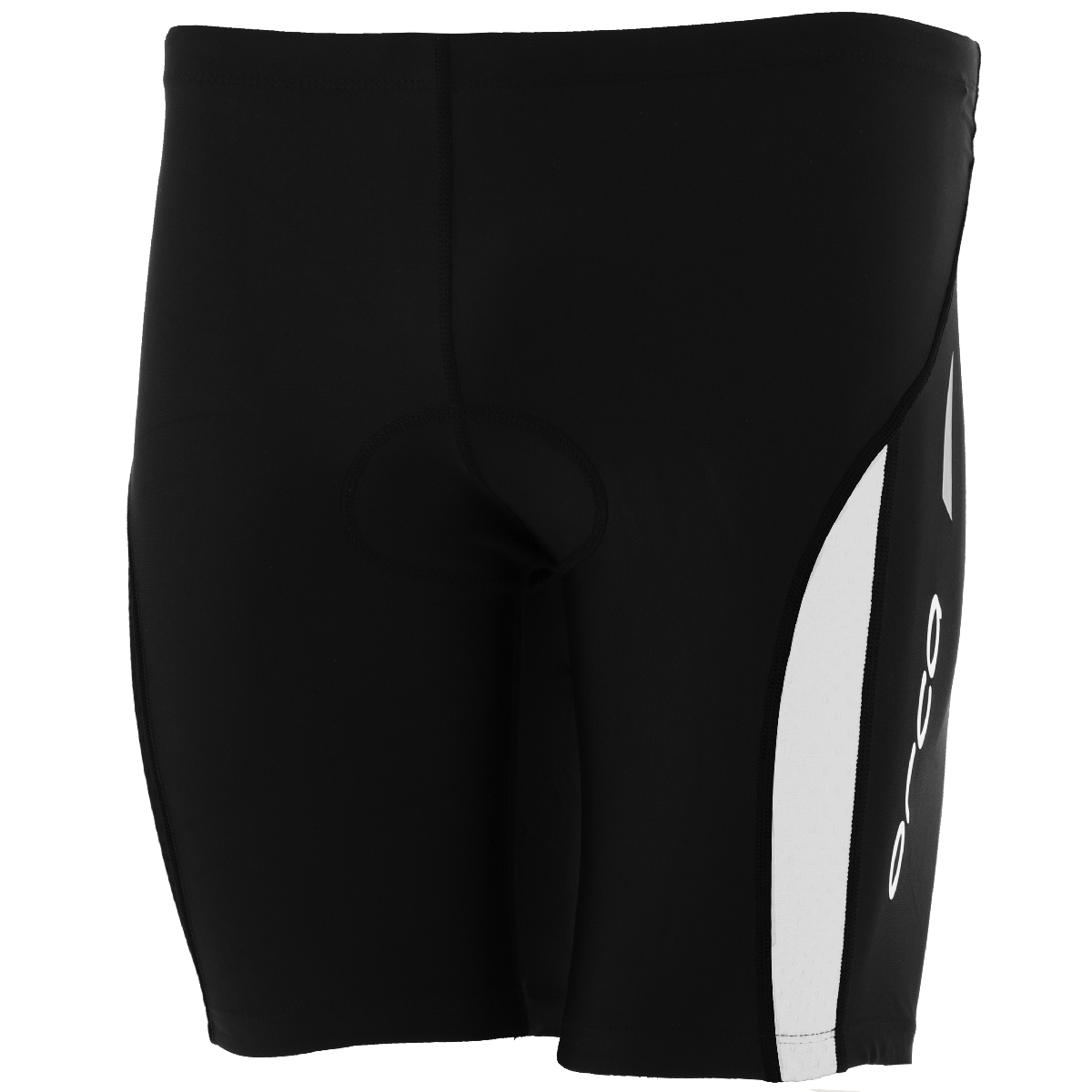 Orca Core Triathlon Short Men's Size S Black White U.S.A. & Canada