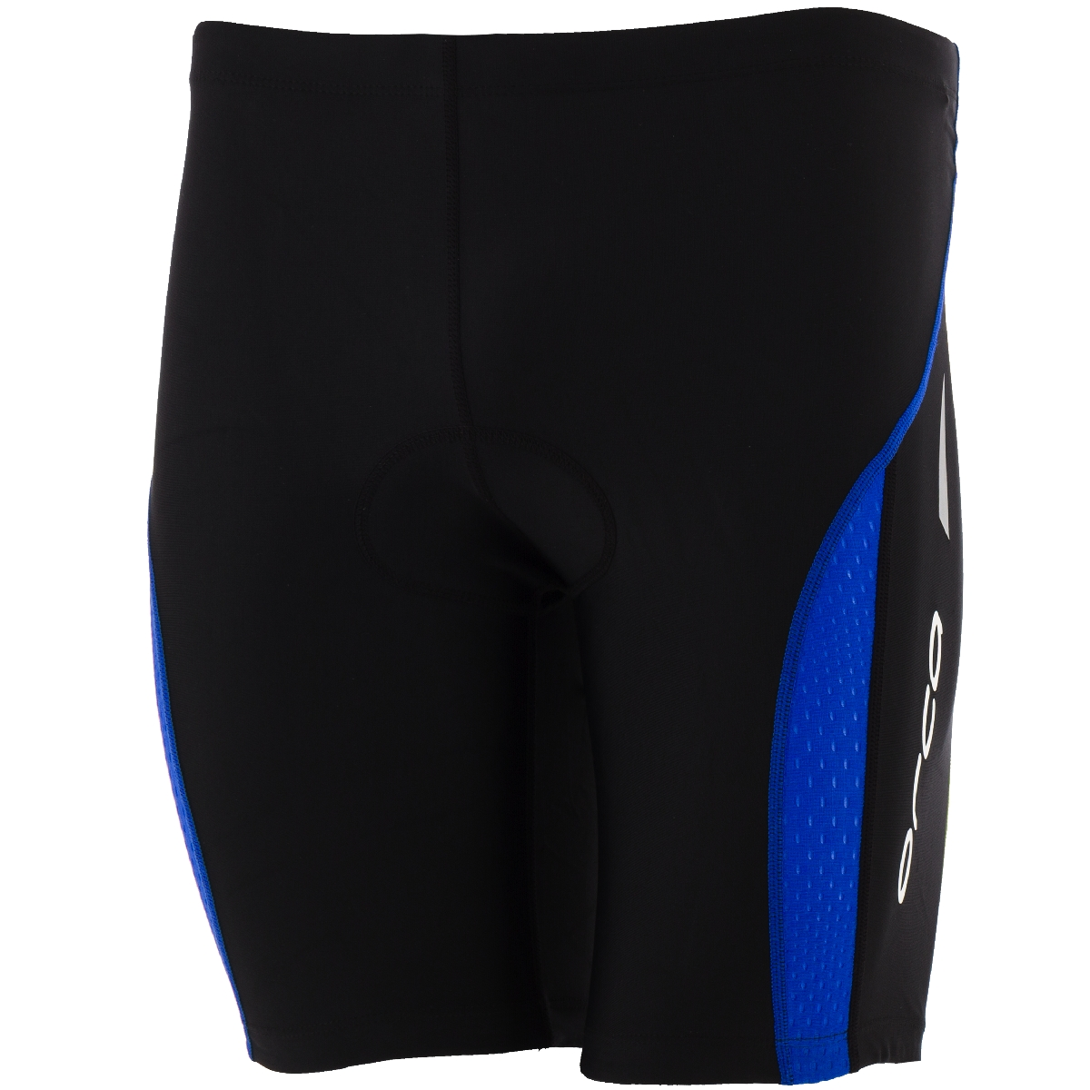 Orca Core Triathlon Short Men's Size S Black RoyalBlue U.S.A. & Canada