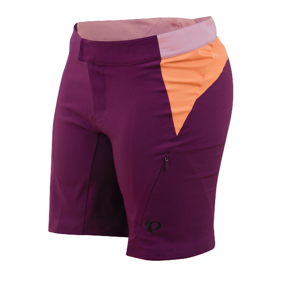 Pearl Izumi Canyon Cycling Short Women's Size M DarkPurple U.S.A. & Canada