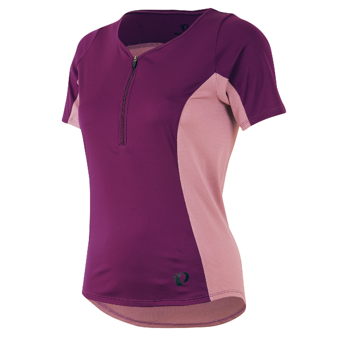 Pearl Izumi Canyon Short Sleeve Cycling Jersey Women's Size XXL DarkPurple U.S.A. & Canada
