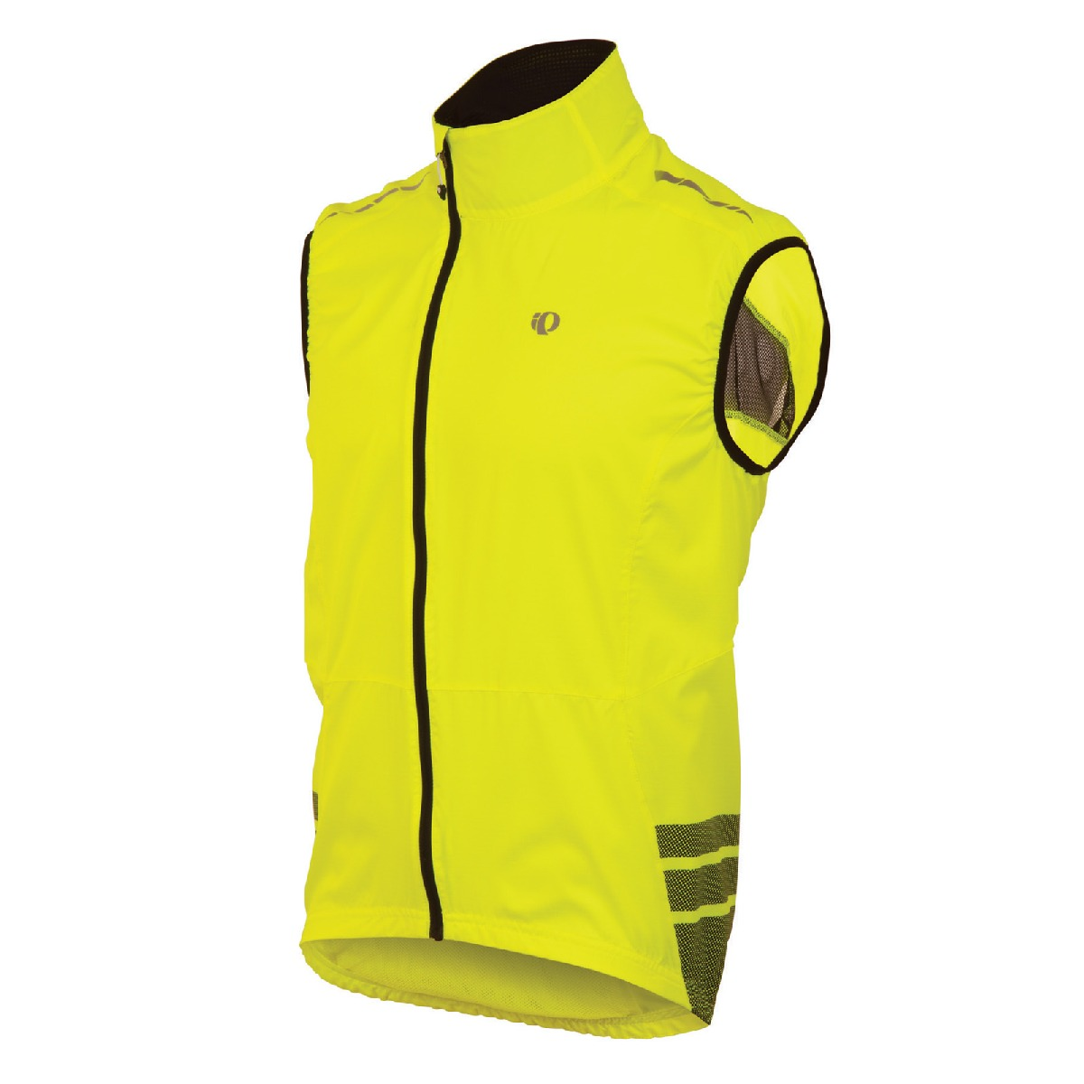 Pearl Izumi Elite Barrier Cycling Vest Men's Size L ScreamingYellow U.S.A. & Canada