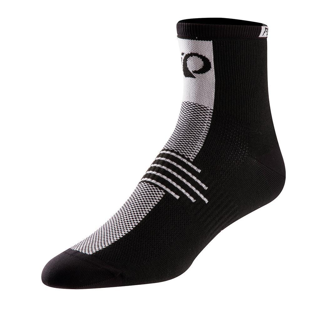 Pearl Izumi Elite Cycling Sock Men's Size XL Black U.S.A. & Canada