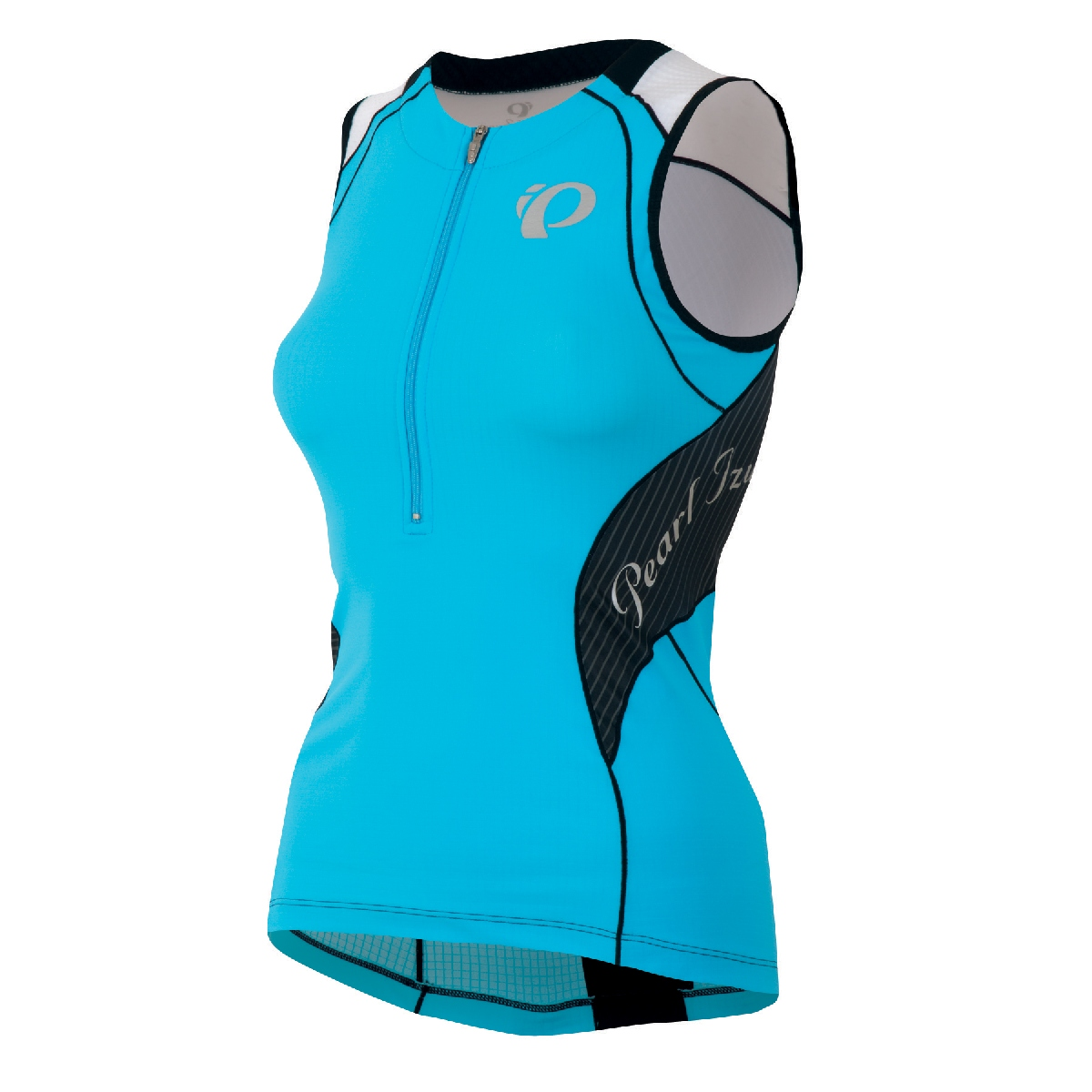 Pearl Izumi Elite In R Cool SL Triathlon Jersey Women's Size XL BlueAtoll U.S.A. & Canada