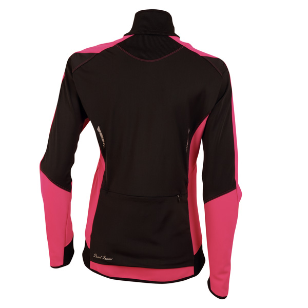 Pearl Izumi Elite Softshell 180 Cycling Jacket Women's Size L Berry U.S.A. & Canada