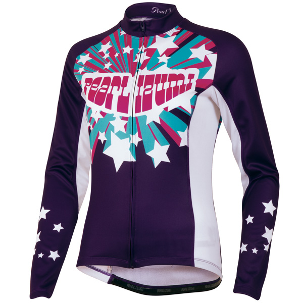Pearl Izumi Elite Thermal LTD Long Sleeve Cycling Jersey Women's Size L LoveBlackberry U.S.A. & Canada