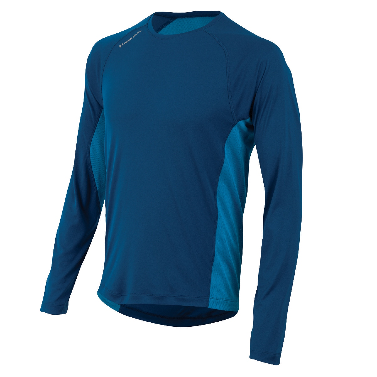 Pearl Izumi Flash Long Sleeve Running Top Men's Size XXL Limoges BrilliantBlue U.S.A. & Canada