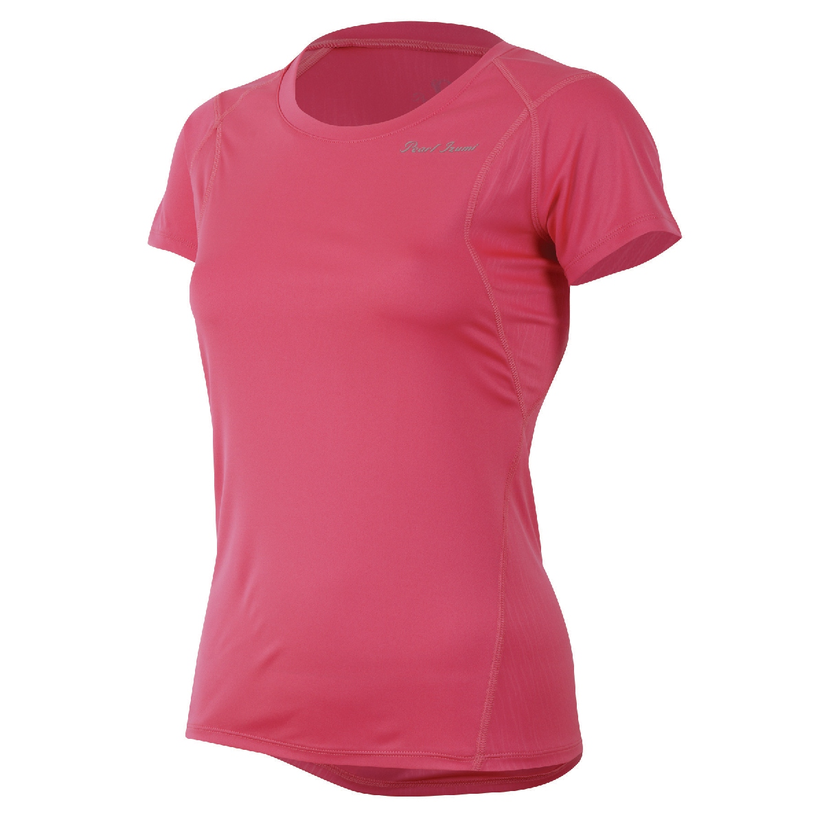Pearl Izumi Fly Short Sleeve Running Top Women's Size L Honeysuckle U.S.A. & Canada