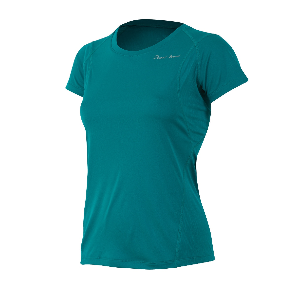 Pearl Izumi Fly Short Sleeve Running Top Women's Size L DeepLake U.S.A. & Canada