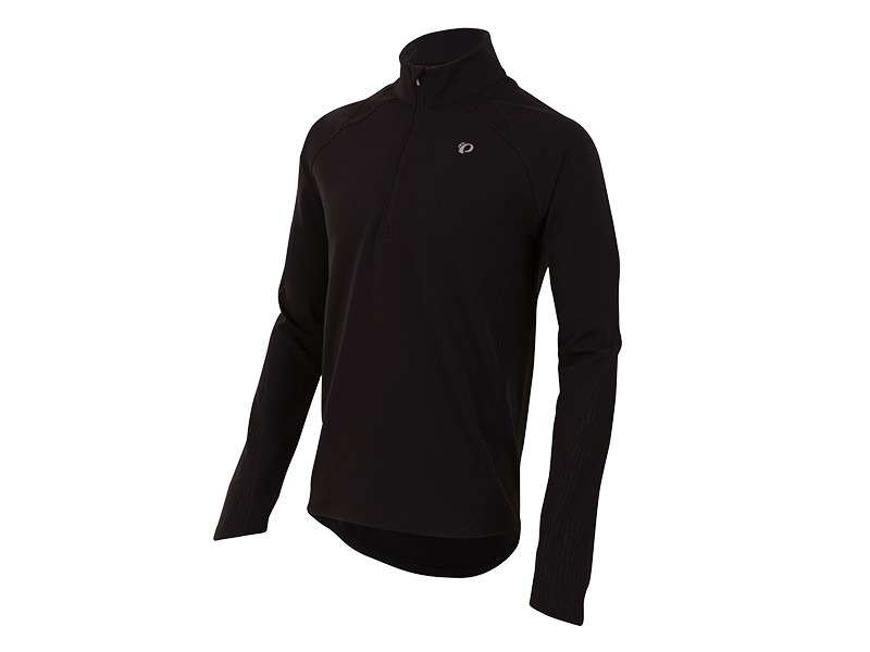Pearl Izumi Fly Thermal Long Sleeve Running Top Men's Size S Black U.S.A. & Canada