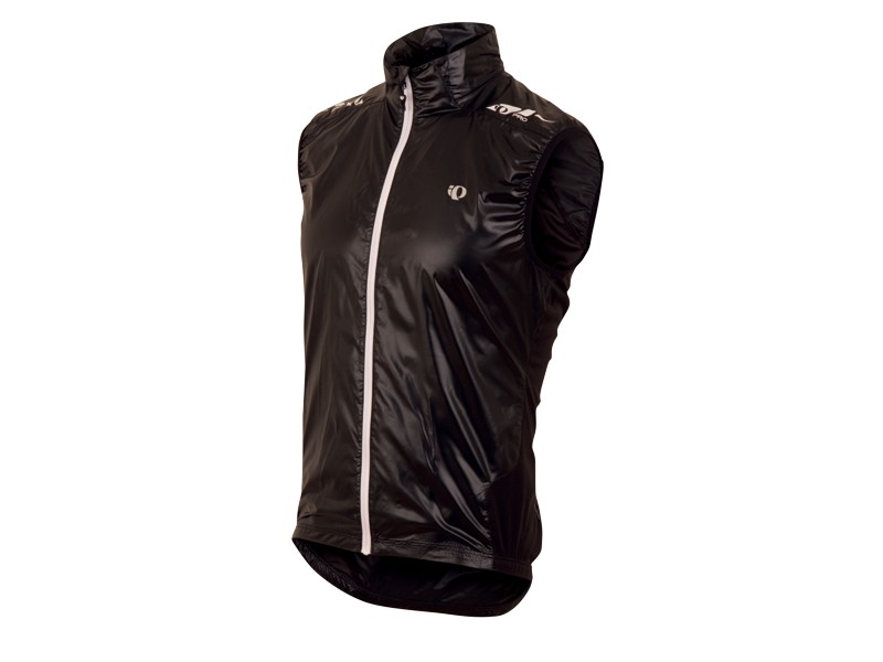 Pearl Izumi P R O Barrier Lite Cycling Vest Men's Size XL Black U.S.A. & Canada
