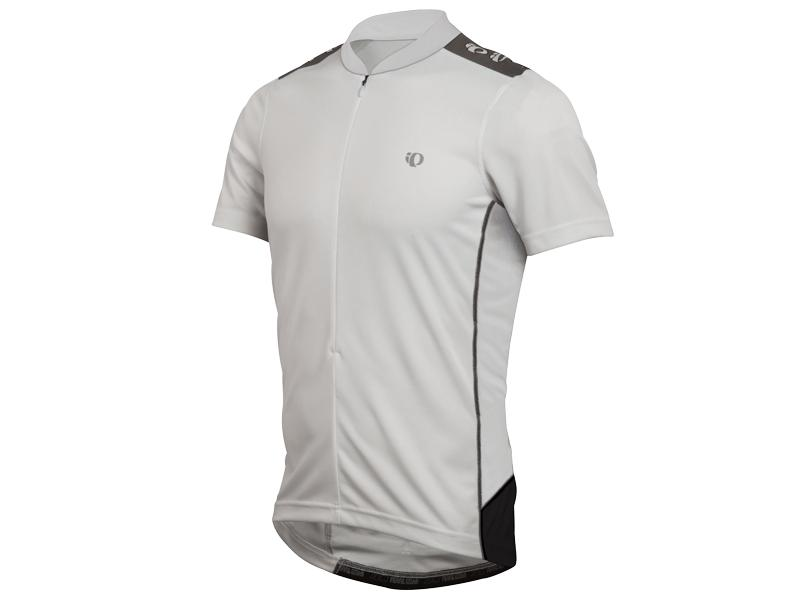 Pearl Izumi Quest Short Sleeve Cycling Jersey Men's Size L White U.S.A. & Canada