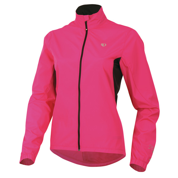 Pearl Izumi Select Barrier Cycling Jacket Women's Size XL Berry U.S.A. & Canada