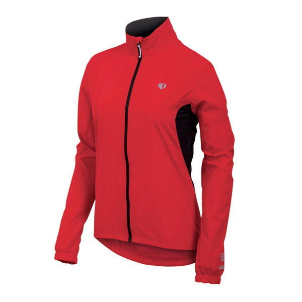Pearl Izumi Select Barrier Cycling Jacket Women's Size L TrueRed U.S.A. & Canada