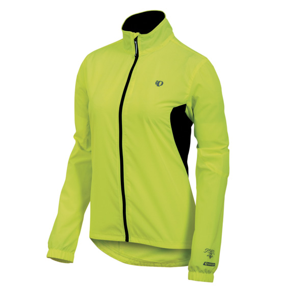 Pearl Izumi Select Barrier Cycling Jacket Women's Size XS ScreamingYellow U.S.A. & Canada