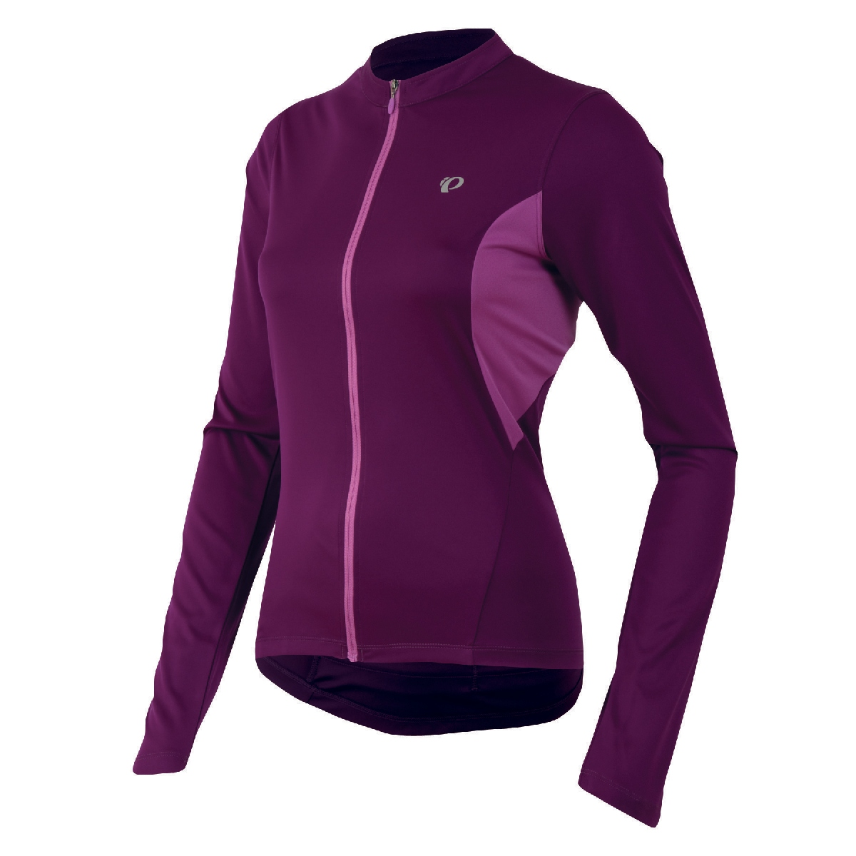 Pearl Izumi Select Long Sleeve Cycling Jersey Women's Size S DarkPurple U.S.A. & Canada