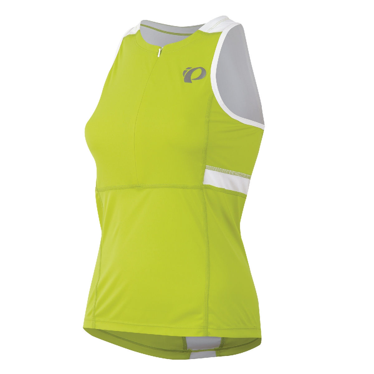 Pearl Izumi Select Relaxed SL Triathlon Jersey Women's Size S SulphurSprings U.S.A. & Canada