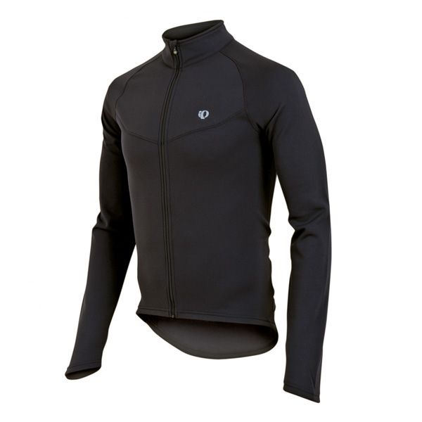 Pearl Izumi Select Thermal Long Sleeve Cycling Jersey Men's Size S Black U.S.A. & Canada