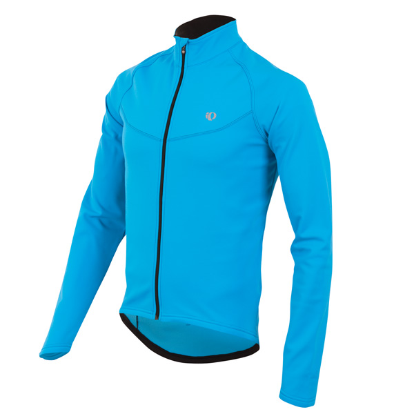 Pearl Izumi Select Thermal Long Sleeve Cycling Jersey Men's Size XL ElectricBlue U.S.A. & Canada