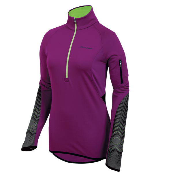 Pearl Izumi Ultra Thermal Running Top Women's Size XS Orchid U.S.A. & Canada