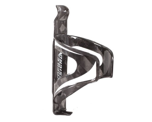 Profile Design Axis Karbon Kage Water Bottle Cage Black Silver U.S.A. & Canada