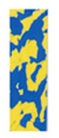 Profile Design Splash Cork Bar Wrap Blue Yellow U.S.A. & Canada