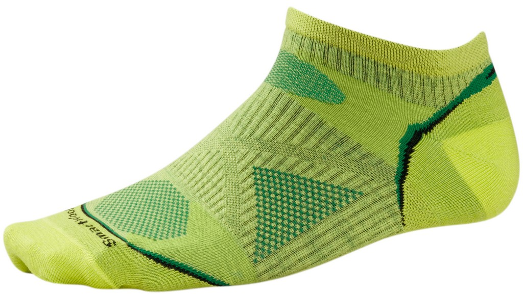 SmartWool PhD Outdoor Ultra Light Micro Hiking Sock Size M SmartwoolGreen U.S.A. & Canada