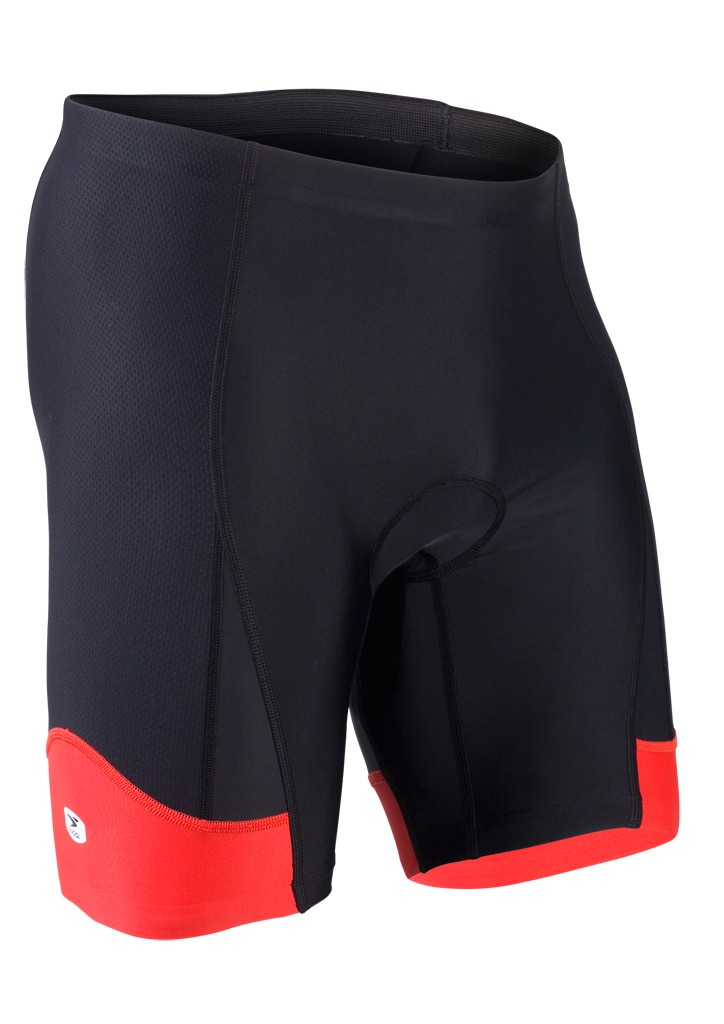 Sugoi RS Triathlon Short Men's Size M ChiliRed U.S.A. & Canada