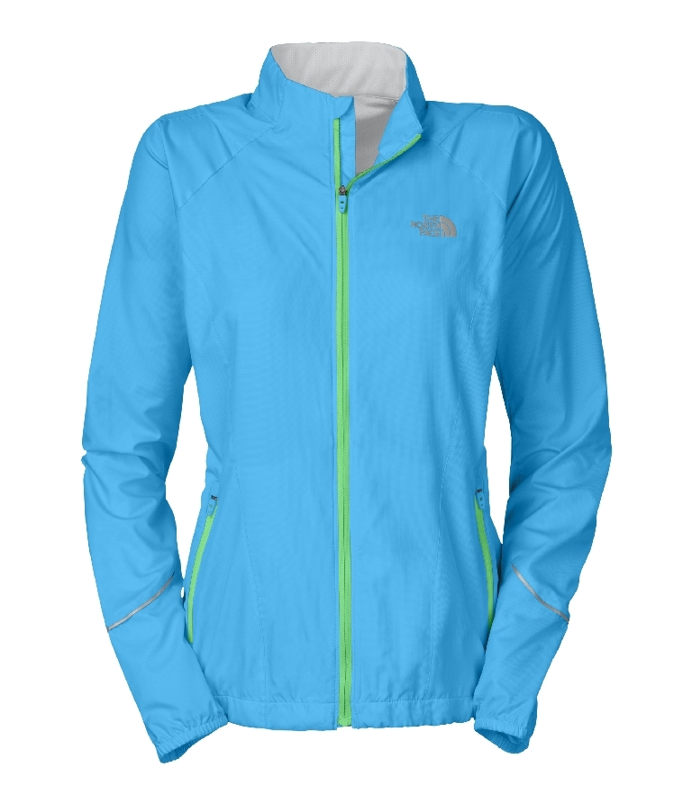 The North Face Torpedo Running Jacket Women's Size S MeridianBlue U.S.A. & Canada