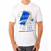Ironman 70.3 Panama 2013 Bridge Workout Shirt - Men's