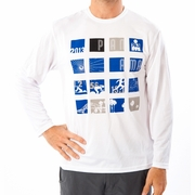 Ironman 70.3 Panama 2013 SBR Square Workout Shirt - Men's
