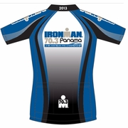 Ironman 70.3 Panama 2013 Team Gear Short Sleeve Cycling Jersey - Women's