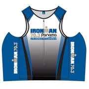 Ironman 70.3 Panama 2013 Team Gear Triathlon Top - Men's