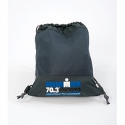 Ironman 70.3 Panama Drawstring Mesh Backpack