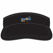 Ironman 70.3 San Juan Black Event Visor