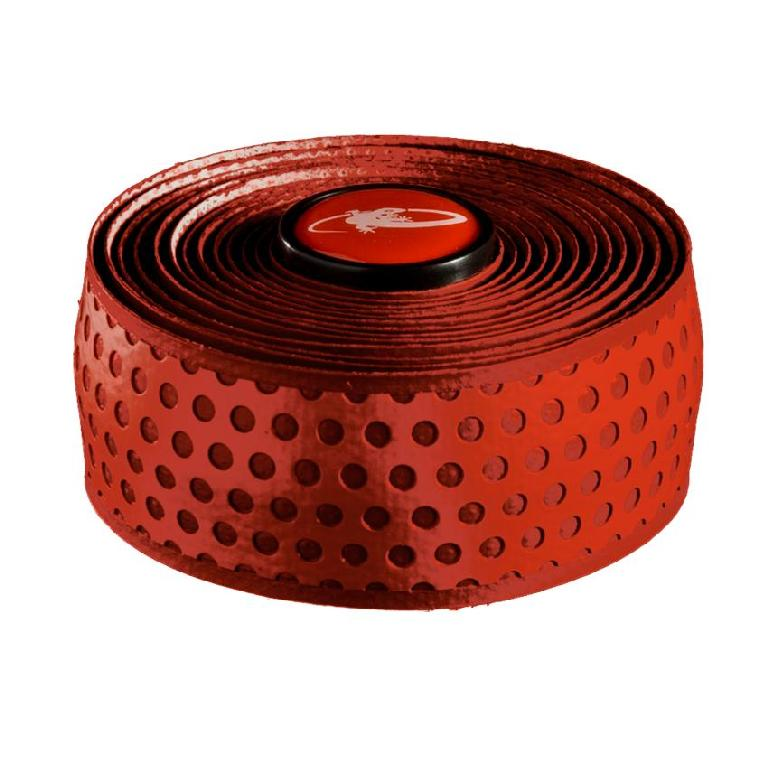 Lizard Skins DSP 1 8mm Handlebar Tape Red U.S.A. & Canada
